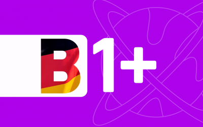 Јазичен  степен B1+   За возрасни